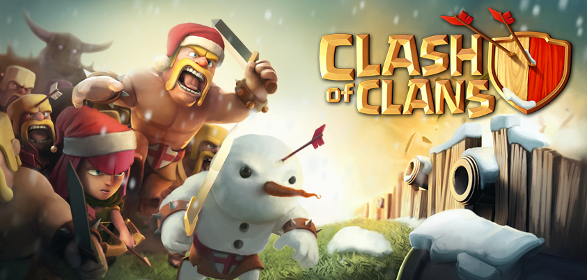Ảnh Clash of clans noel