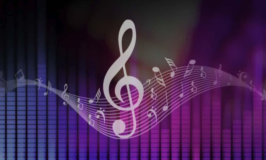 Ảnh đẹp về âm nhạc