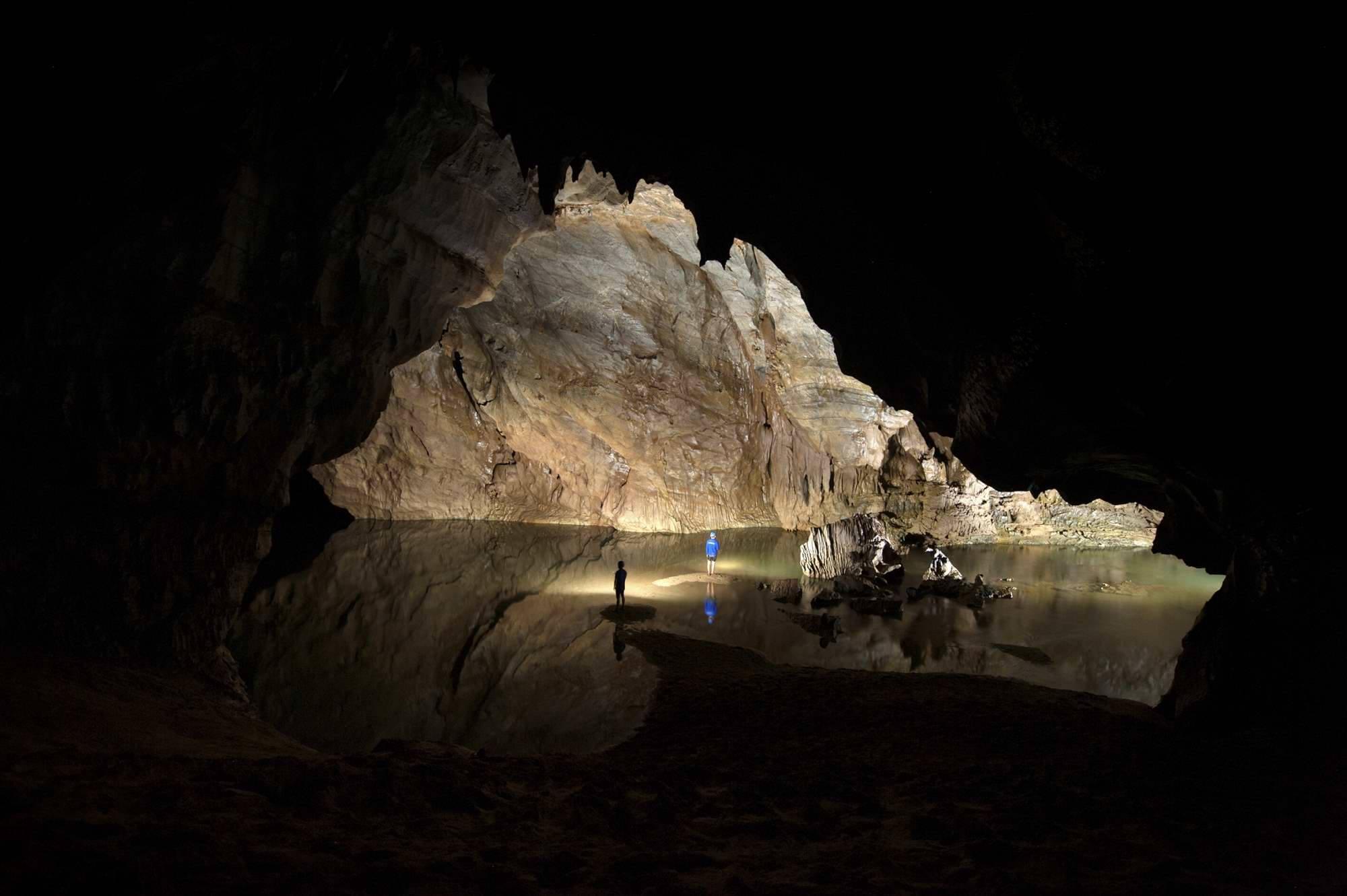 Ảnh về hang động Phong Nha Kẻ Bàng