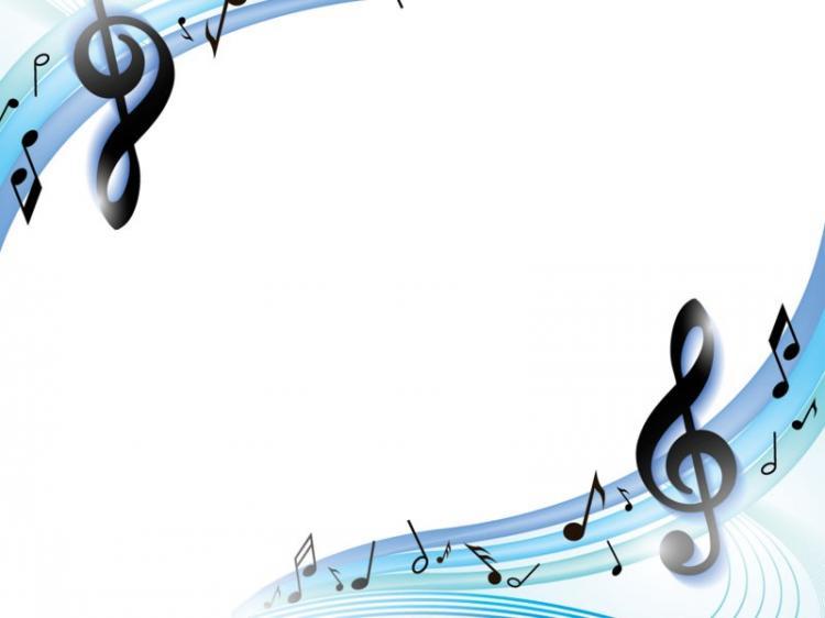 Hình ảnh background âm nhạc cho PowerPoint