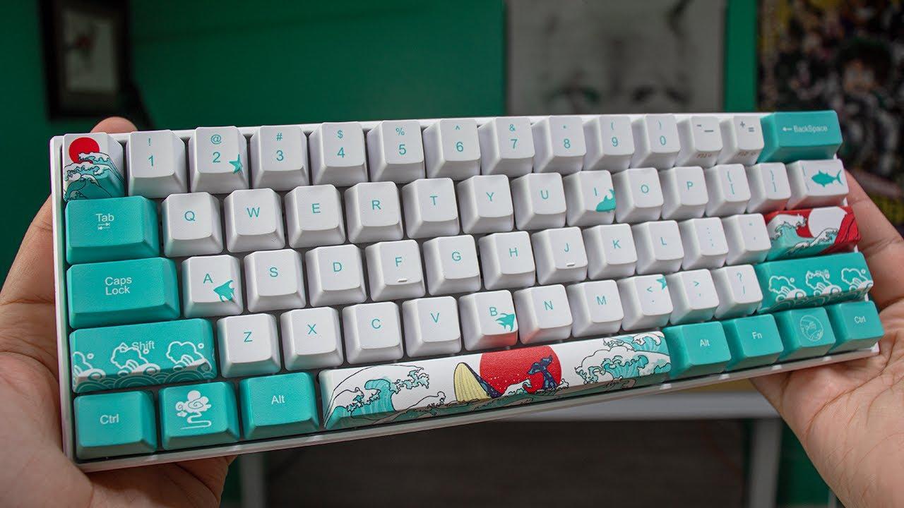 Hình ảnh bàn phím dễ thương