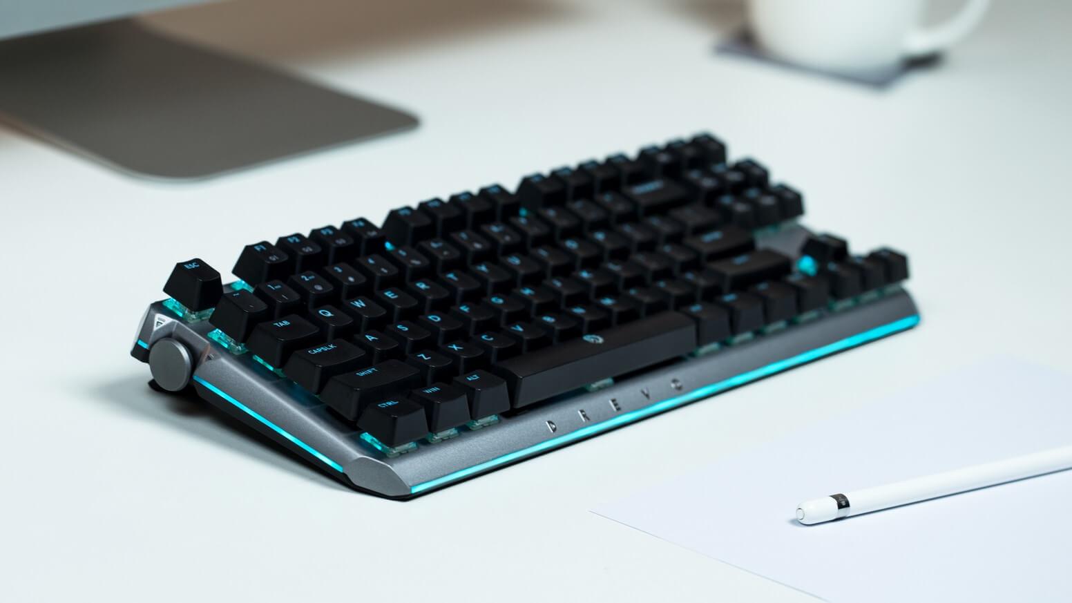 Hình ảnh bàn phím không dây
