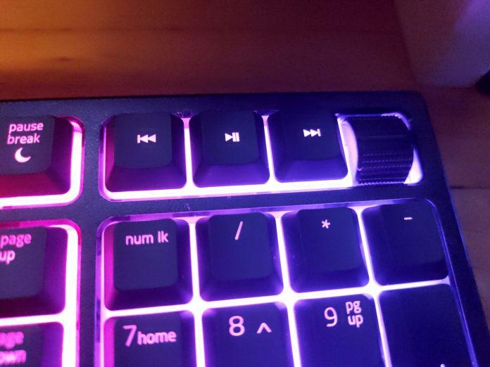 Hình ảnh bàn phím led đẹp