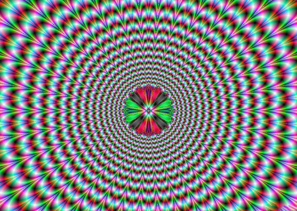 Hình ảnh chuyển động ảo giác 3D