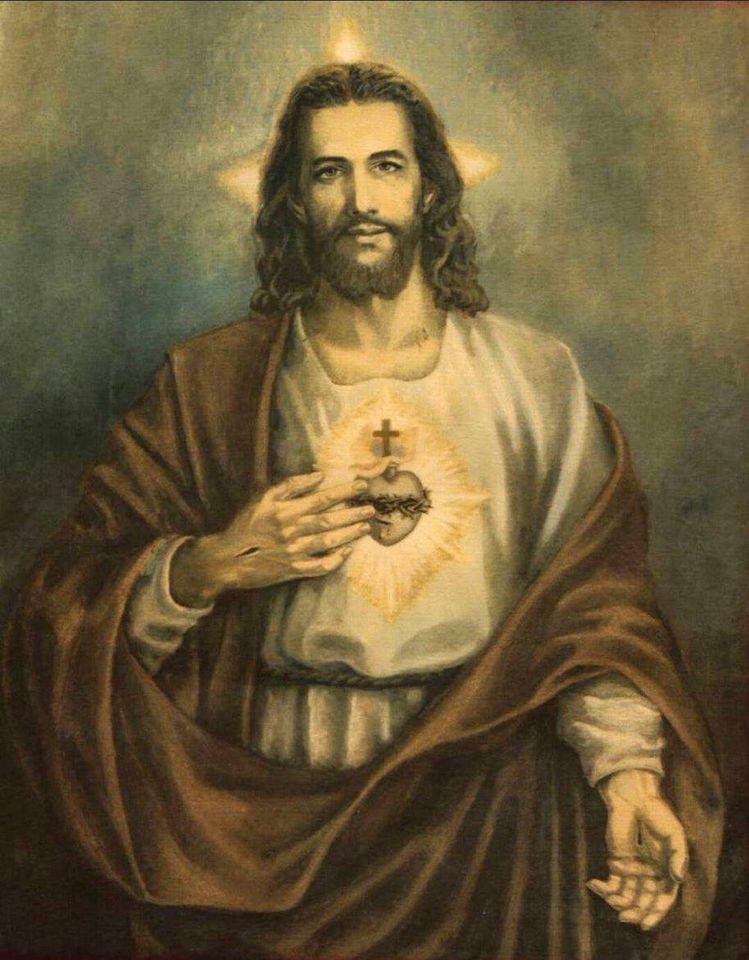 Hình ảnh công giáo trong tim