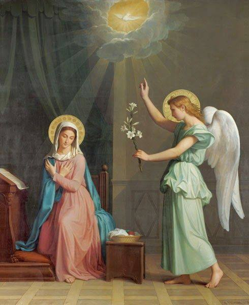 Hình ảnh công giáo về đức mẹ