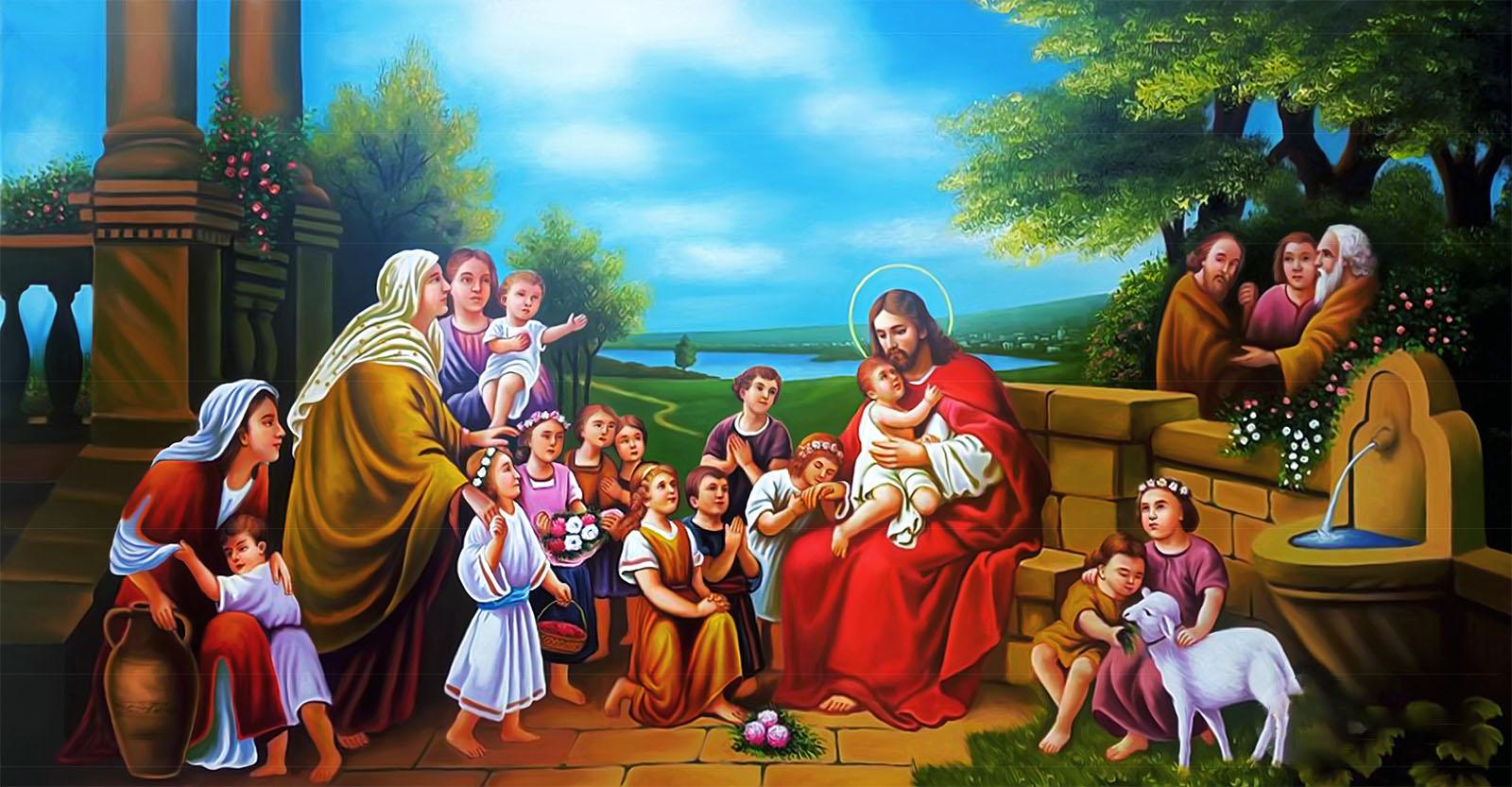 Hình ảnh đề tài công giáo
