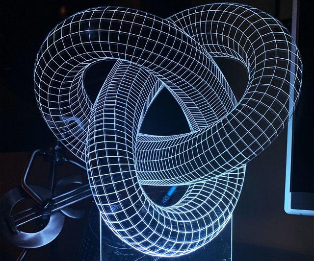 Hình ảnh đường ảo giác 3D
