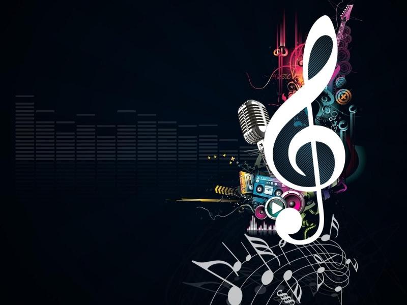 Hình ảnh góc âm nhạc