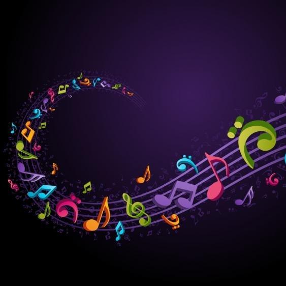 Hình ảnh làn sóng âm nhạc