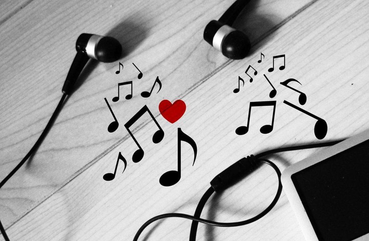Hình ảnh lắng nghe âm nhạc