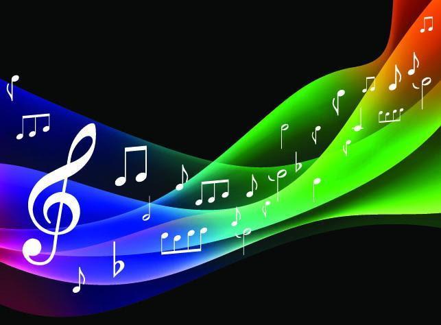 Hình ảnh nói về âm nhạc