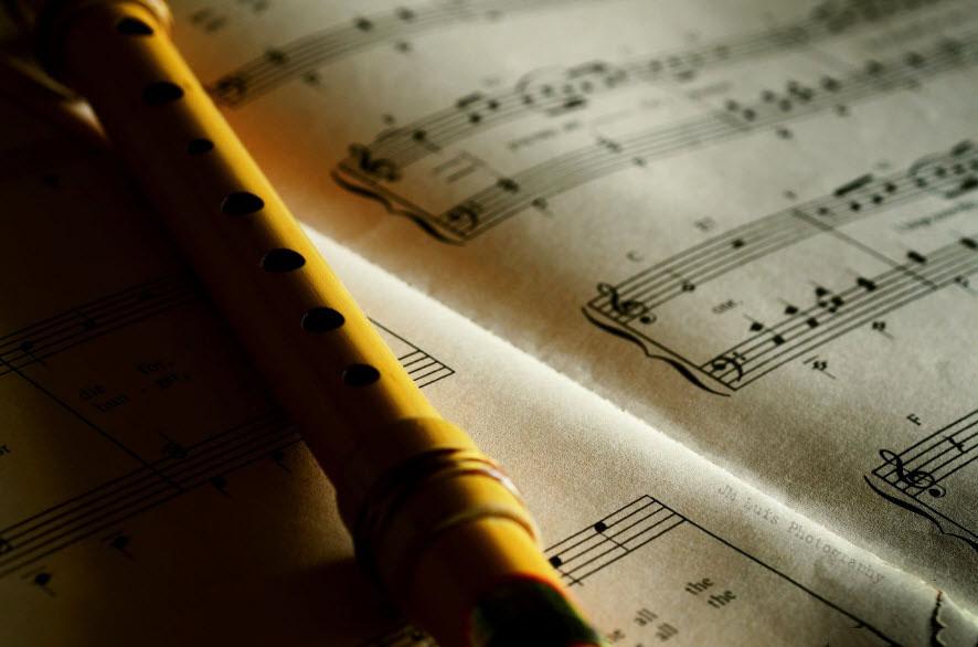 Hình ảnh sáng tác âm nhạc