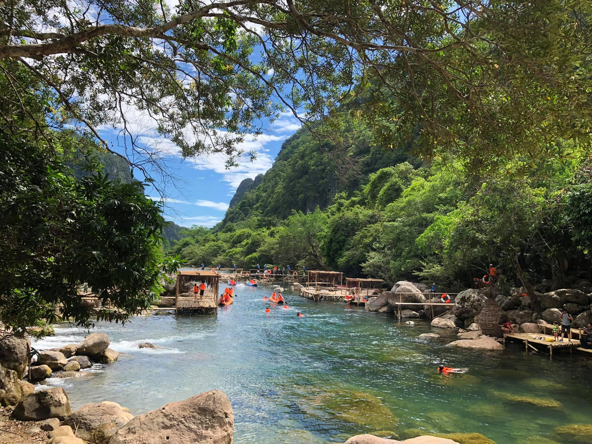 Hình ảnh vườn quốc gia Phong Nha Kẻ Bàng