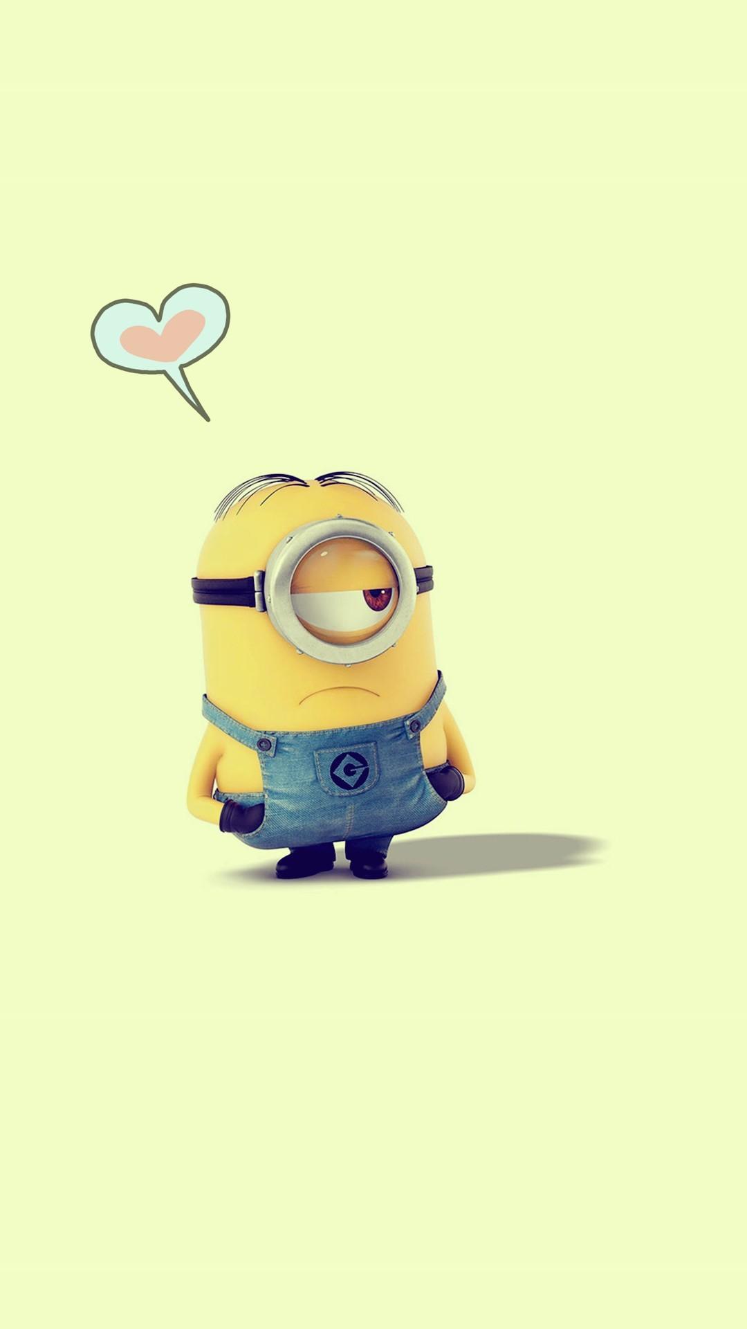 Hình nền Minions cute nhất
