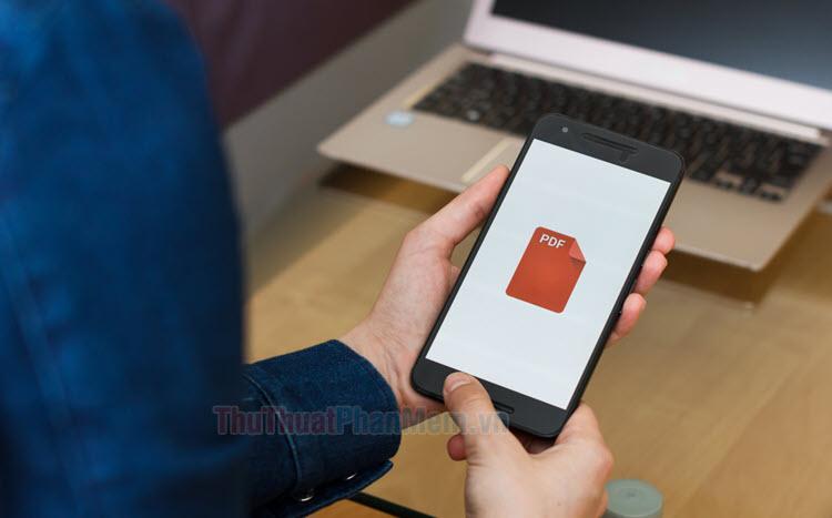 Top 10 ứng dụng đọc file PDF trên điện thoại