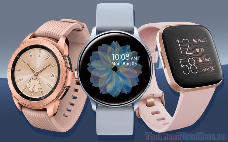 Top 5 Smart Watch đáng mua nhất hiện nay 2021