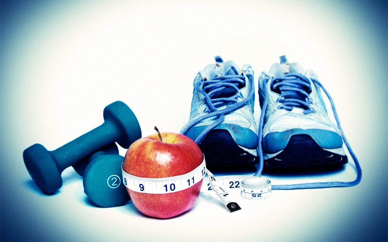 Background bộ môn gym