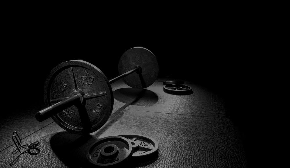 Background chủ đề gym