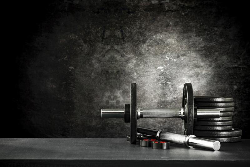 Background đẹp về gym