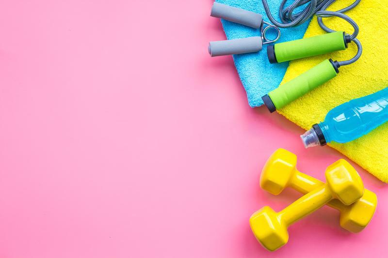 Background về chủ đề gym