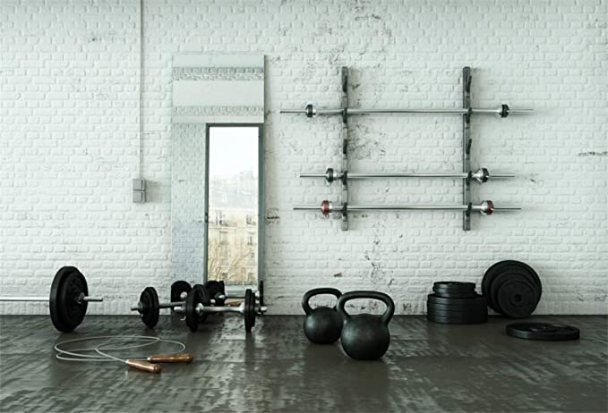 Background về dụng cụ gym