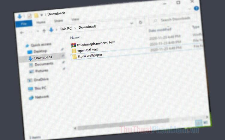 Cách chuyển thư mục Download mặc định trên Windows 10 sang ổ đĩa khác