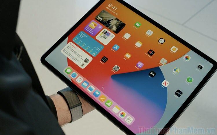 Tổng hợp mẹo vặt trên iPadOS 14