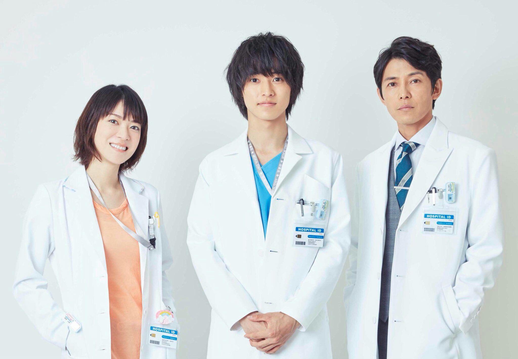 Hình ảnh bác sĩ Good Doctor