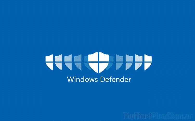 Cách sửa lỗi Windows Defender chiếm quá nhiều tài nguyên CPU