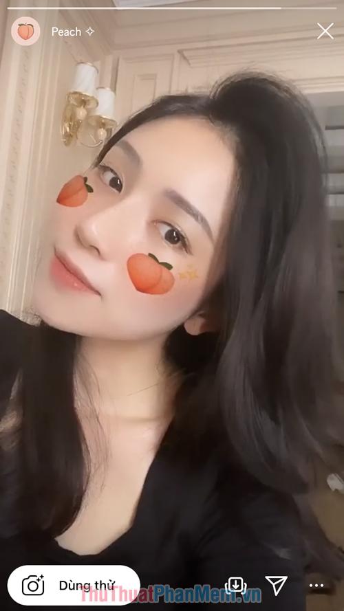 Peach – Saritakong