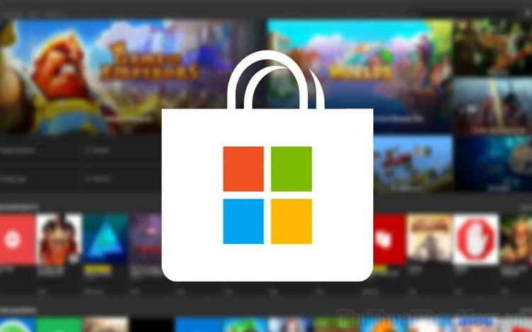 Cách khôi phục Microsoft Store trên Windows 10