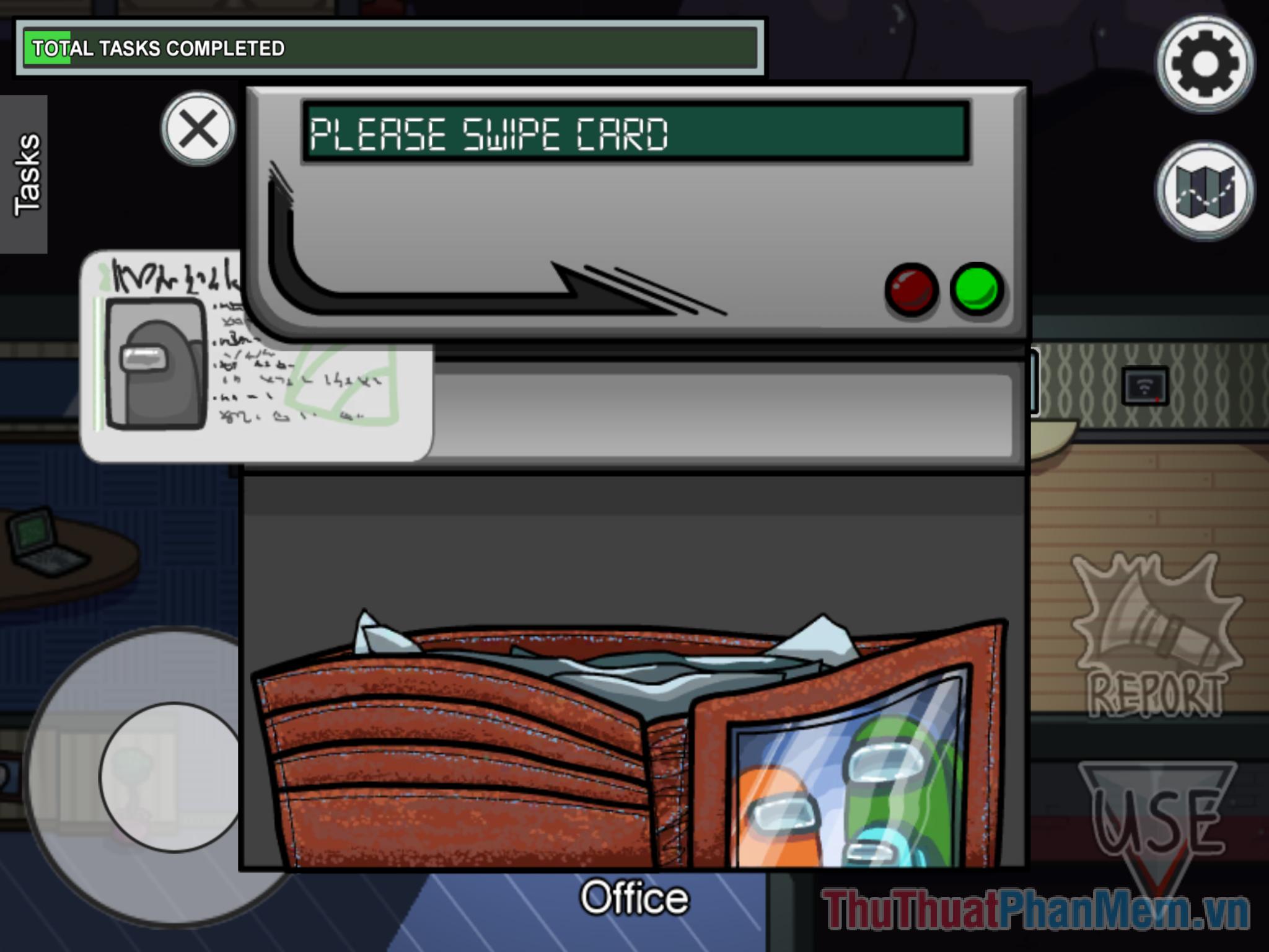 Quẹt thẻ (Swipe Card)