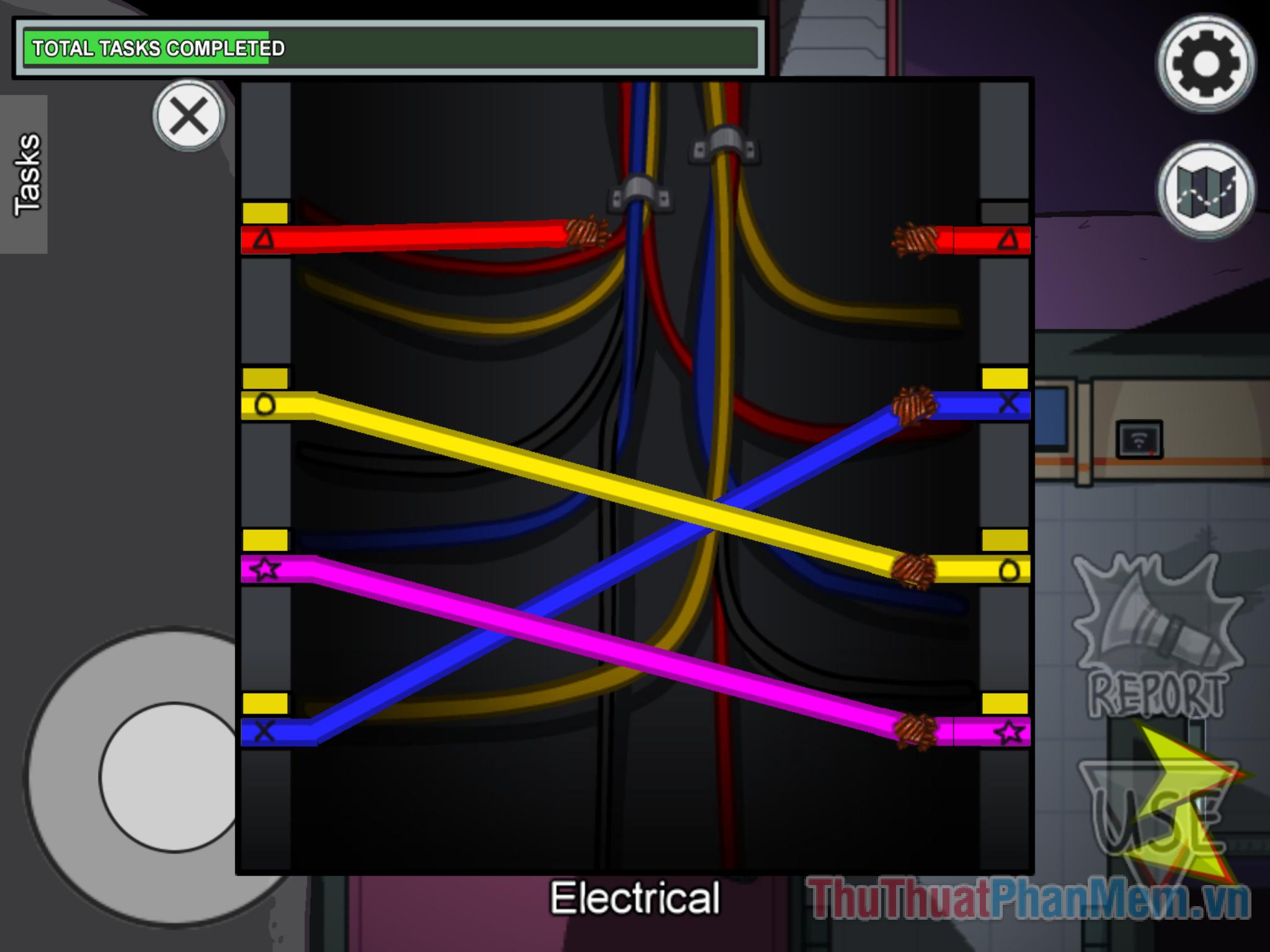 Sửa dây điện (Fix Wiring)