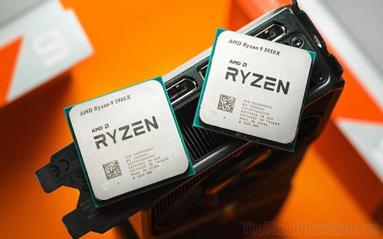 CPU AMD Ryzen là gì? Có nên mua CPU AMD hay không?