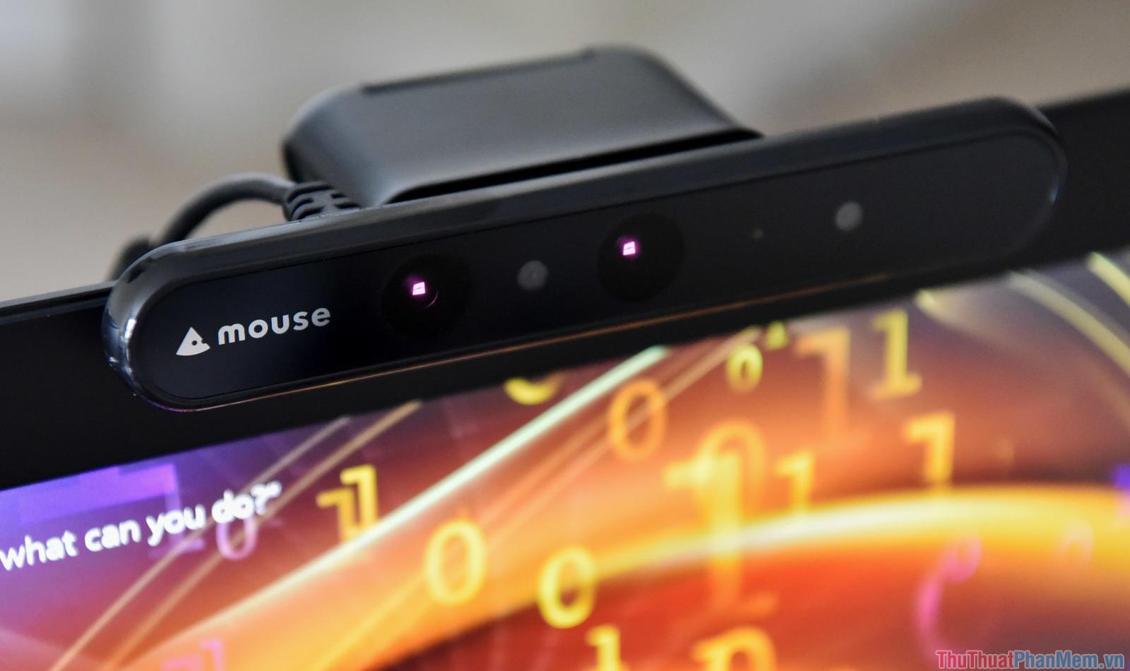 Mouse Facial Recognition Web-Camera