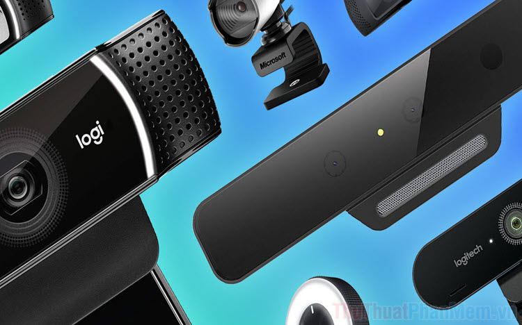 Top 5 Webcam hỗ trợ Windows Hello Face