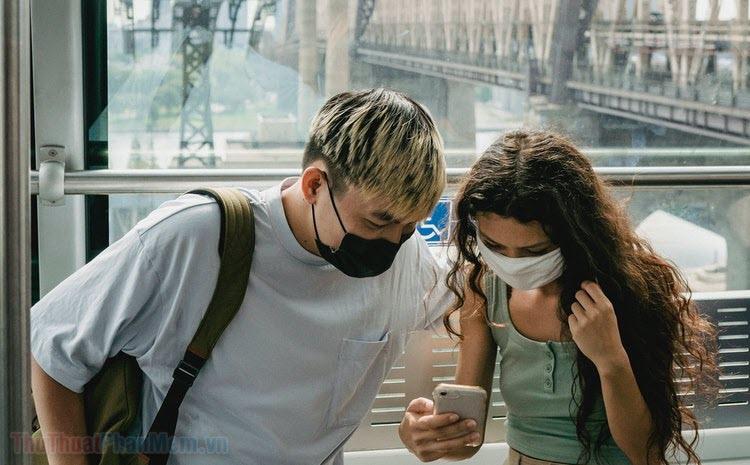 Cách bảo vệ mắt khi dùng Smartphone