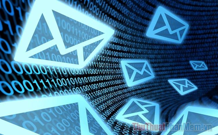 Cách lưu Email vào ổ cứng máy tính