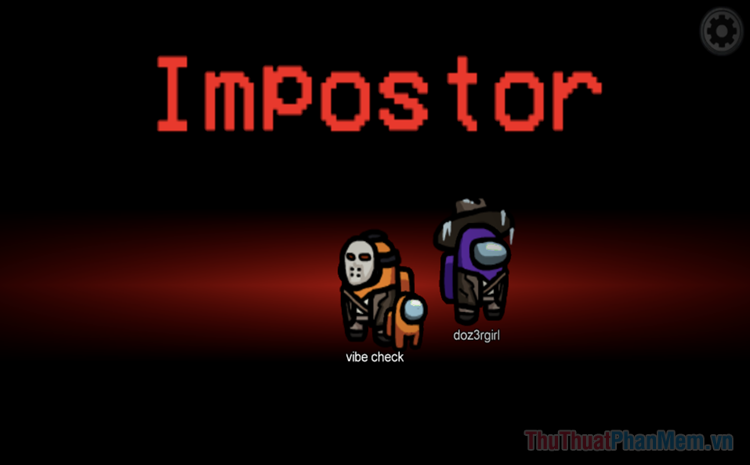Mẹo chơi Impostor hiệu quả trong Among Us
