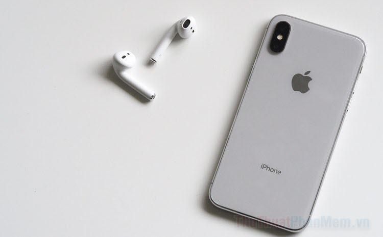 Cách khôi phục cài đặt gốc cho iPhone