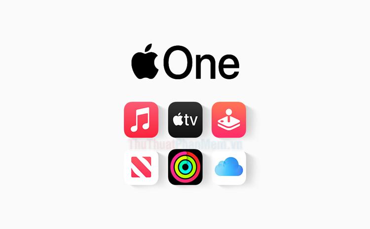 Cách đăng ký và nhận 1 tháng dùng thử Apple One trên iPhone