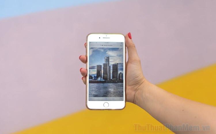 Cách ghép ảnh Live thành video trên iPhone