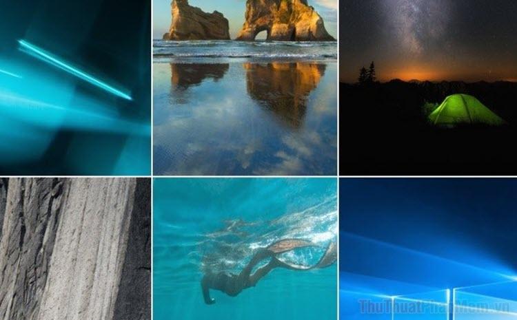 10 bộ sưu tập hình nền 4K đẹp nhất cho Windows