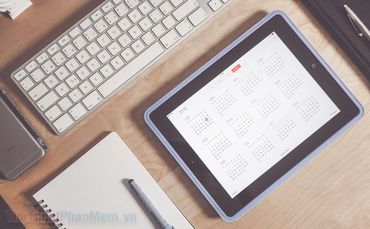 5 Ứng dụng lịch tốt nhất cho iPhone