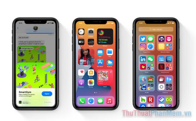 Cách thêm Widget (tiện ích) trên màn hình iPhone
