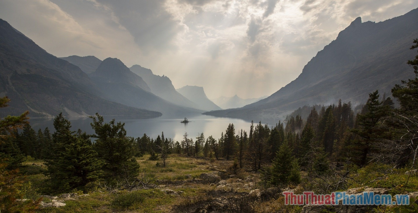Hình nền núi và phong cảnh 4K