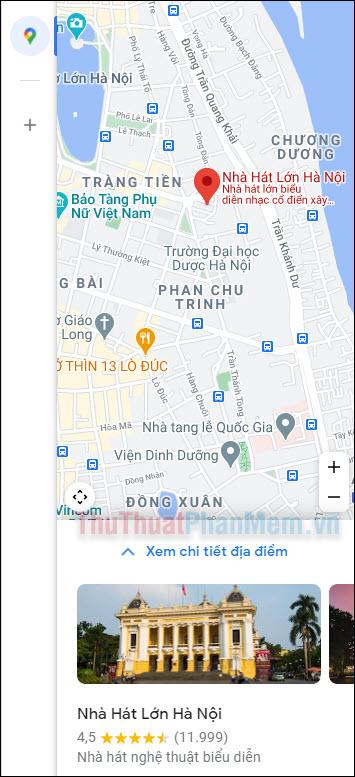 Kiểm tra kỹ để đảm bảo rằng Google Maps đang trỏ đến đúng vị trí