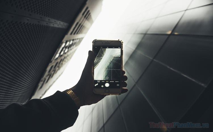 Top 6 ứng dụng máy ảnh cho iPhone