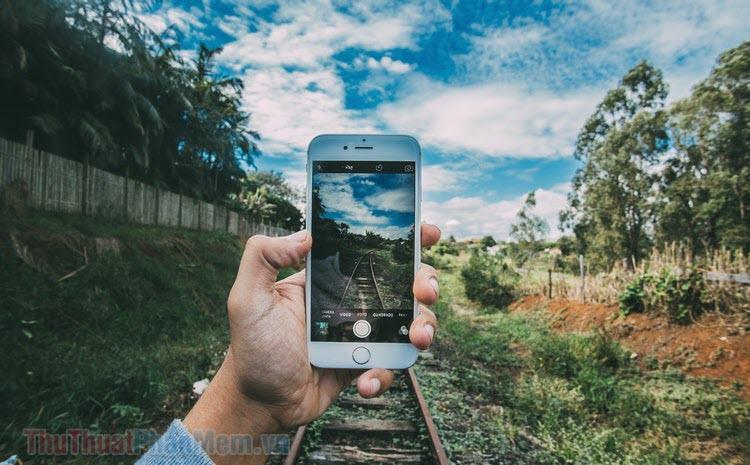 Cách giảm kích thước, resize video trên iPhone
